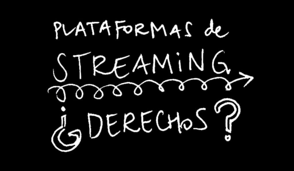 Streaming, ¿derechos?