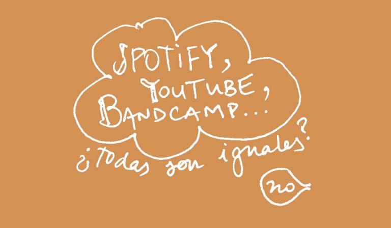Programa 18, streaming musical y flujo de derechos de propiedad intelecual