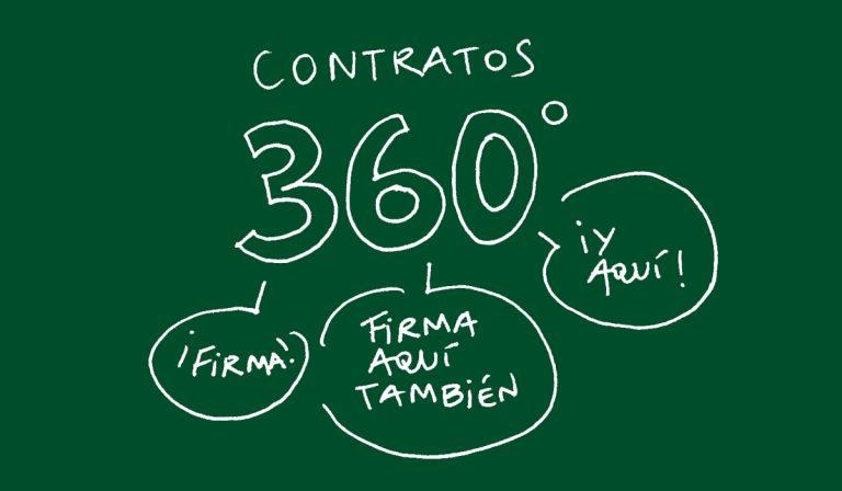 Autoría 27, contratos 360 grados
