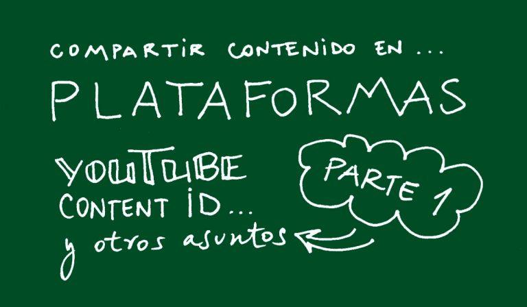 Autoría 31 YouTube, Content ID