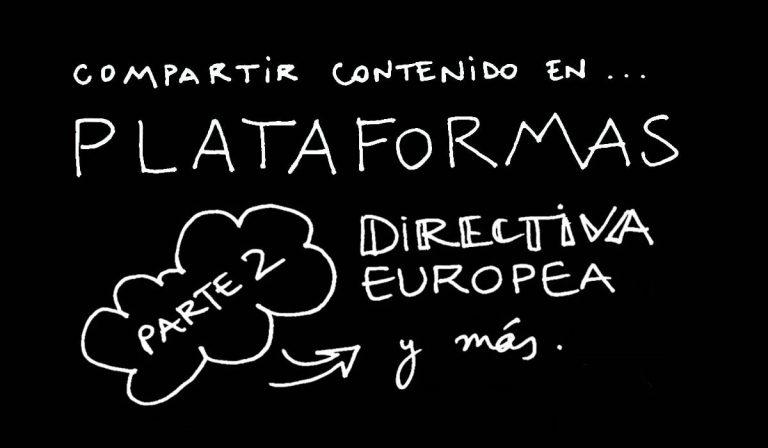 Autoría 32, directiva europea