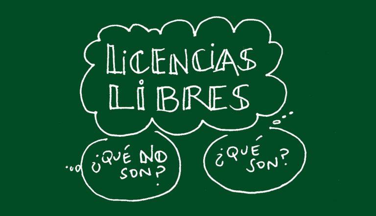 Autoría 43, Creative Commons, Copyleft, Licencias libres