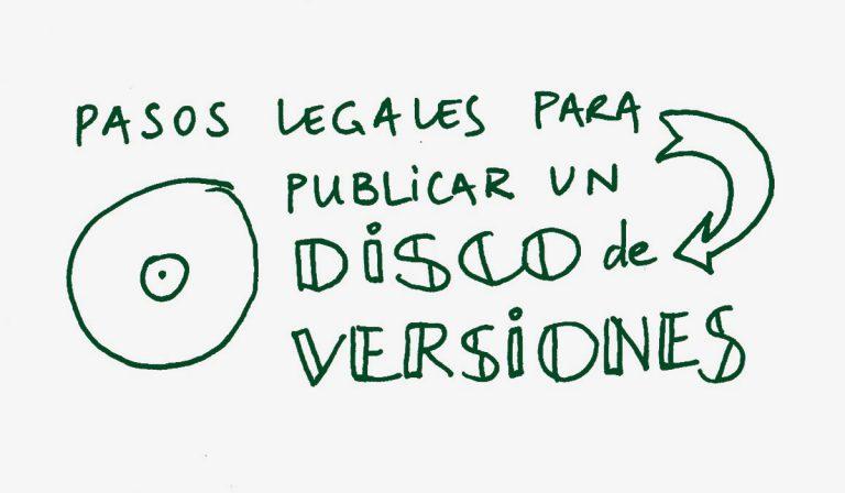 Autoría 49, Disco de versiones