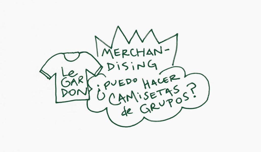 Camisetas y propiedad intelectual