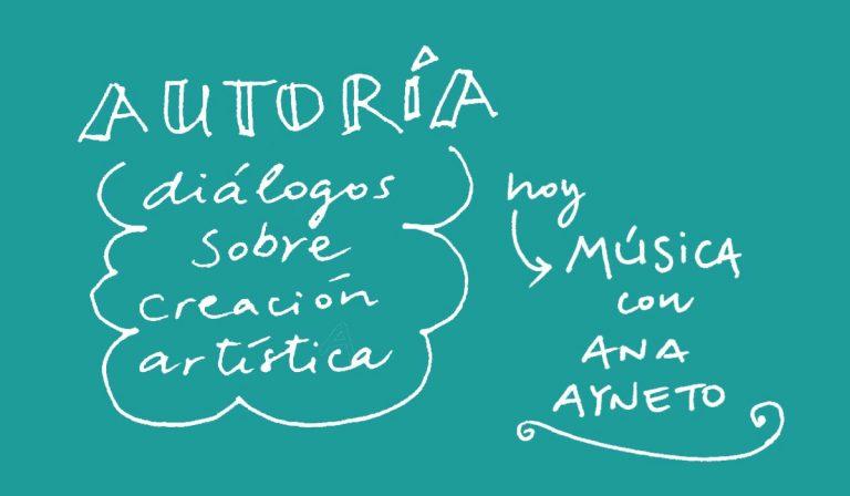 Autoría, diálogos sobre creación artística